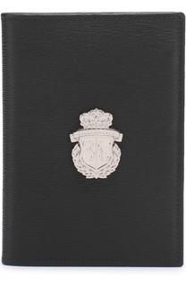 Кожаная обложка для паспорта Billionaire