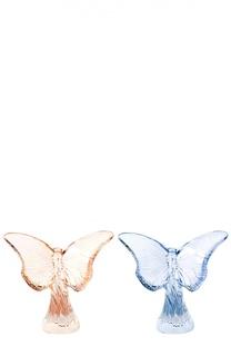 Набор из 2-х бабочек Lalique