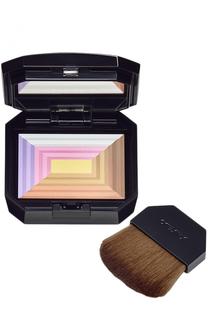 Компактная пудра c эффектом сияния Shiseido