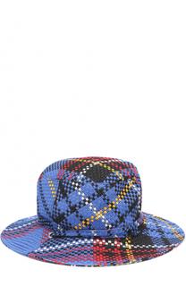 Шляпа с принтом Sacai