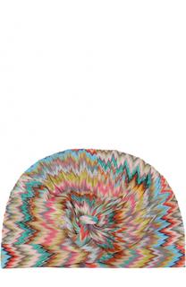 Вязаная шапка Missoni