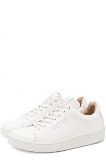 Кожаные кеды Ace на шнуровке Eytys