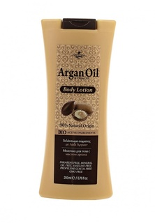 Молочко Argan Oil
