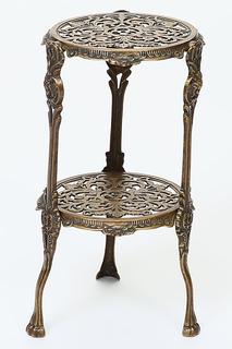 Столик (2 столешницы, круглые) Stilars