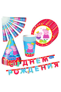 "Набор посуды ""Пеппа-принцесса"" Peppa Pig"