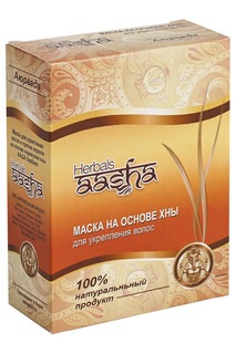 Маска для волос, 80 г Aasha Herbals