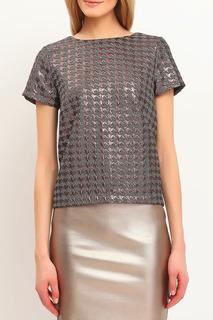 Блузка с коротким рукавом Top Secret