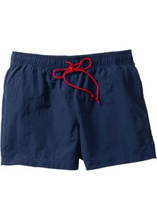 Купальные плавки-шорты Regular Fit (темно-синий) Bonprix