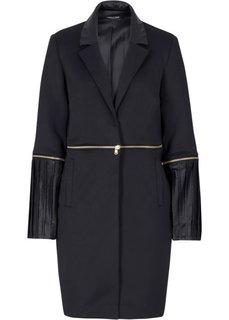 Пальто от Marcell von Berlin for bonprix с искусственной кожей (черный)