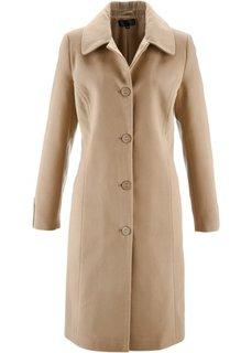 Пальто (светло-коричневый) Bonprix