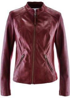 Куртка (кленово-красный) Bonprix