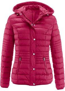 Стеганая куртка на ватной подкладке (ягодный) Bonprix