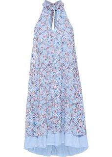 Платье с чокером (синяя пудра в цветочек) Bonprix