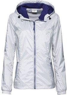 Ультралегкая куртка для активного отдыха (серебристый матовый) Bonprix