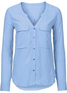 Блузка (нежно-голубой) Bonprix