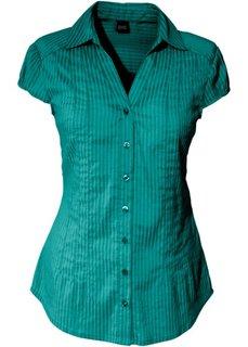 Блуза (темно-изумрудный) Bonprix