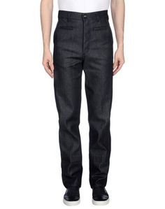 Джинсовые брюки-капри Loewe