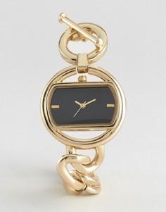 Часы с ремешком-цепочкой ASOS - Золотой
