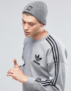 Черная шапка-бини adidas Originals AY9065 - Черный