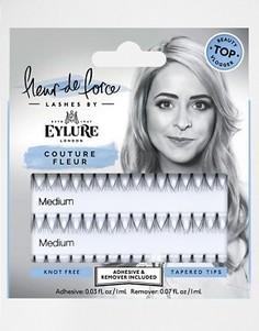 Отдельные накладные ресницы Fleur De Force by Eylure - Couture Fleur - Черный