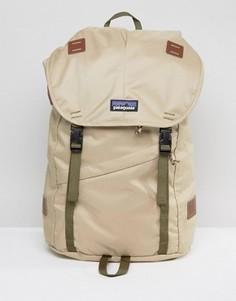 Бежевый рюкзак Patagonia Arbor - 26 л - Бежевый