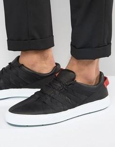 Кроссовки на шнуровке Clarks X Christopher Raeburn - Черный