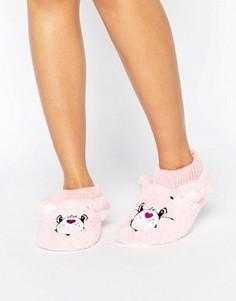 Тапочки Undiz Asteriz Care Bear - Розовый