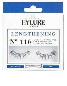 Накладные ресницы Eylure Lengthening № 116 - Черный