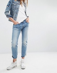 Прямые джинсы с классической талией Levis 501 CT - Синий Levis®