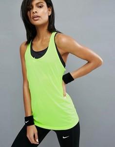 Майка Nike Training Dry Balance - Желтый