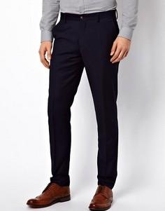 Темно-синие брюки Vito - Синий