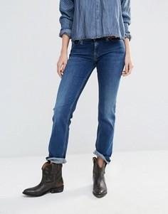 Прямые джинсы с классической талией Hilfiger Denim Sandy - Синий