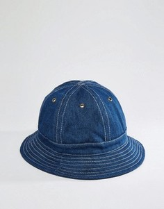 Джинсовая панама ASOS - Синий