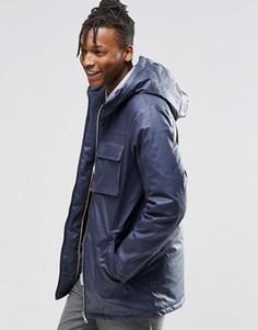 Легкая куртка ADPT - Темно-синий
