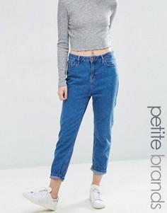 Джинсы в винтажном стиле New Look Petite - Синий