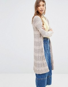 Кардиган в полоску Free People Free Spirit - Мульти