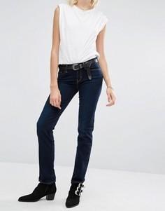 Прямые джинсы с классической талией Levis 714 - Синий Levis®