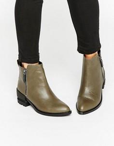 Ботинки челси на плоской подошве ALDO - Зеленый