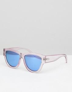 Солнцезащитные очки кошачий глаз Seafolly - Фиолетовый