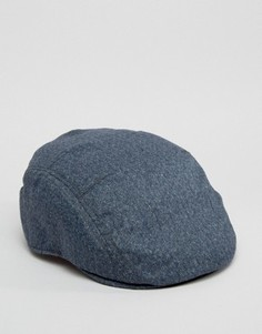 Синяя плоская кепка Goorin Bushwick - Синий