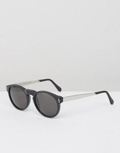 Солнцезащитные очки RetroSuperFuture Paloma - Черный