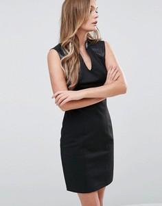 Платье-футляр мини BCBGeneration - Черный