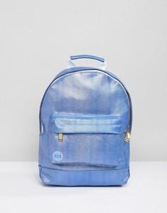 Рюкзак мини с оттенком металлик Mi-Pac Mermaid - Синий