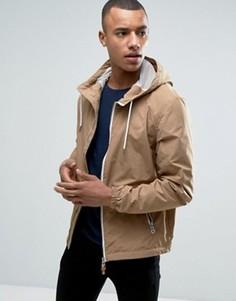 Легкая куртка с капюшоном Esprit - Бежевый