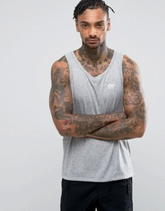 Серая майка из ткани Dri-FIT от Nike SB Skyline 829519-063 - Серый