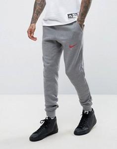Серые джоггеры Nike Air Hybrid 885430-091 - Серый