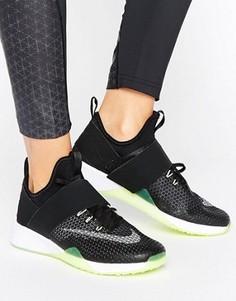 Черные кроссовки Nike Training Zoom Strong - Черный