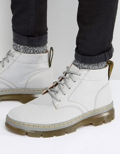 Парусиновые ботинки Dr Martens Bonny - Серый