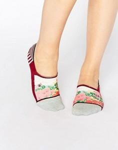 Невидимые носки Stance Kokoro - Мульти