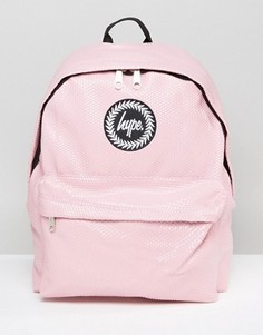 Розовый рюкзак Hype Cubist - Розовый